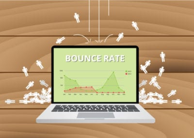 Bounce Rate Is A Key Metric For Websites